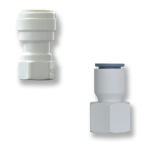 PF Series Push-to-Connect Fittings