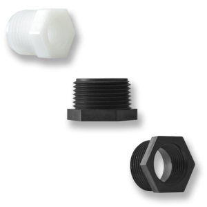 RB Series Plastic Pipe Reducer Fittings
