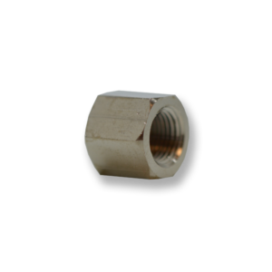 MFC Series Brass Cap Fitting