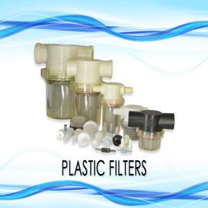 Plastic Filters