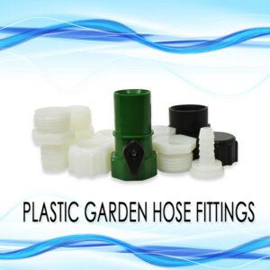 Plastic Garden Hose Fittings