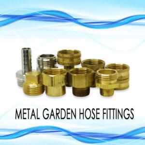 Metal Garden Hose Fittings